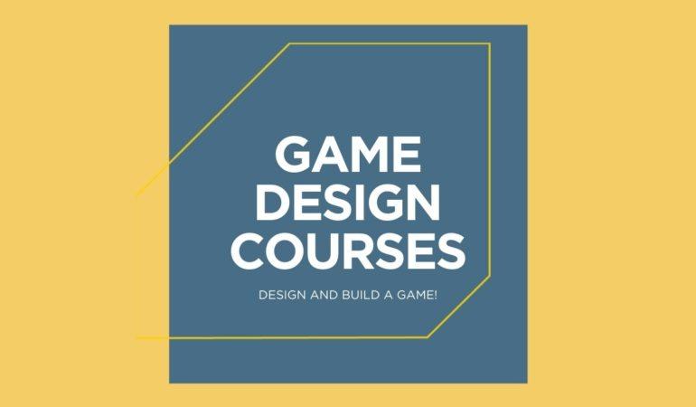 Game Design high school
